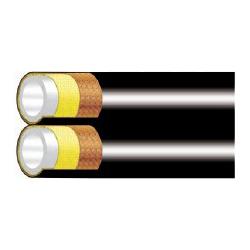 Tekstil (Aramid) ve Çelik Tel Örgülü Çok Yüksek Basınç Dayanımlı İkiz Solvent ve Boya Thumbnail